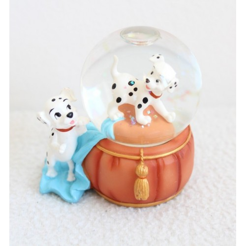 Snowglobe les 101 dalmatiens disneyland paris petite boule neige - Boule a neige collectionneur ...