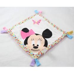 Minnie DISNEY NICOTOY quadratisch Schmetterling Quadrat 25 cm