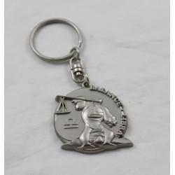 Porte clés Stitch DISNEYLAND PARIS Lilo & Stitch Balance étain métal