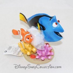 Fish resin figure DISNEYLAND PARIS Statuette The World of Dory Fish Nemo Disney 13 cm