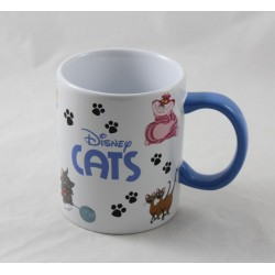 Mug cat DISNEYLAND PARIS Cheshire Siamois Figaro ... 10 cm