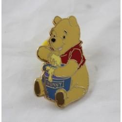 Pin's Winnie the Pooh DISNEYLAND PARIS olla de miel de 3 cm