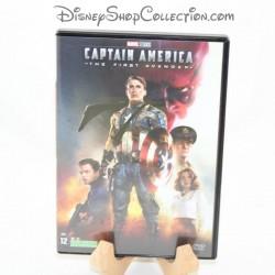 Dvd Capitán América MARVEL El Primer Vengador