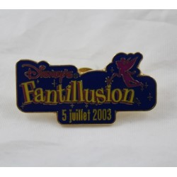 Pin's Fantillusion DISNEYLAND RESORT PARIS Cast Member Limited Edition 2003