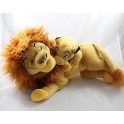 Mufasa y Simba DISNEYLAND PARIS El Rey León