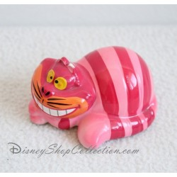 Figurine céramique chat Cheshire DISNEY Alice aux pays des Merveilles 7 cm