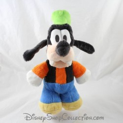 Peluche Dingo DISNEY Amigo de Mickey Mouse sombrero verde 30 cm