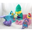 Ariel FISHER's Castle PRICE Little People Disney The Little Musical Mermaid