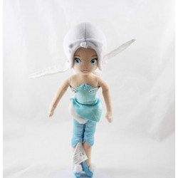 Doll plush fairy Crystal DISNEY STORE sister Blue Bell outfit 30 cm