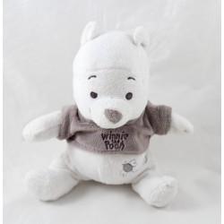Winnie the Pooh PELUCHE DISNEY NICOTOY abeja blanca sentada 21 cm