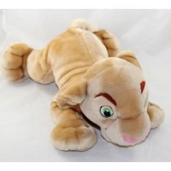 Lioness Nala DISNEY STORE El Rey León Beige alargado 41 cm