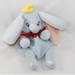 Trousse peluche Dumbo DISNEY sac Buena Vista bleu 25 cm