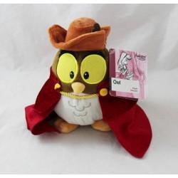 Owl cub DISNEY STORE Sleeping Beauty cape prince 17 cm