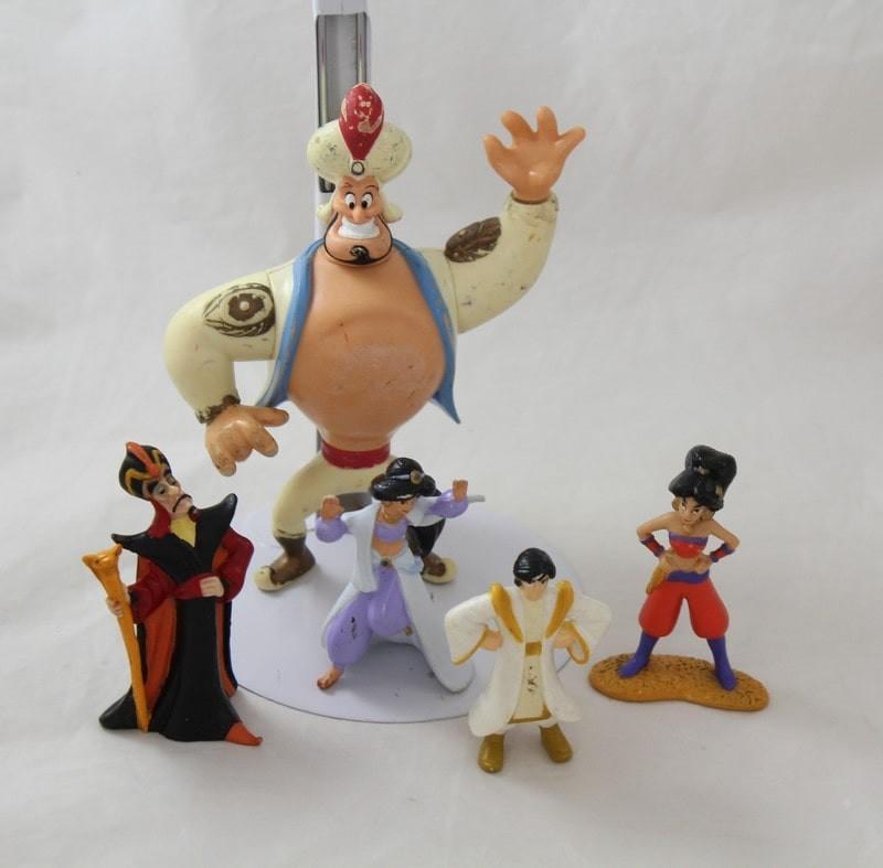 Disney Aladdin Genie Jouet de Peluche