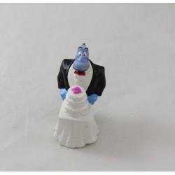 Figura De Disney Genie MCDONALD'S Mcdo Aladdin Hotel Maitre 9 cm
