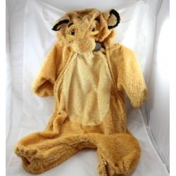 Disfraz Simba DISNEYLAND PARIS La combinación del Rey León 1-2 años