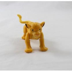 Figura del león Simba MCDONALDS DISNEY El león rey juguete Mcdo 10 cm