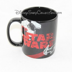 Mug Kylo Ren DISNEYLAND PARIS LucasFilm Star Wars ceramic cup Disney 11 cm