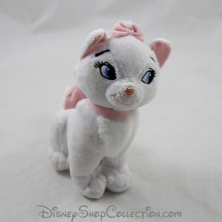 Marie NICOTOY Disney Cat Towel The Pink White Aristochats 17 cm