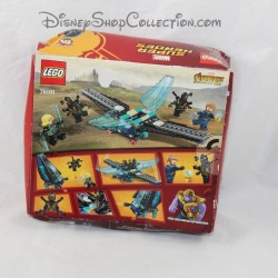 Lego Avengers MARVEL Super Heroes The Ship's Attack by Outriders 6-12 Years 76101