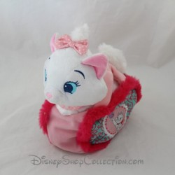 Cat towel Marie NICOTOY Disney The Aristochats pink bag 21 cm