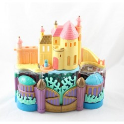 Playset Castle The Little Mermaid DISNEY Ariel Polly Pocket Style Toy
