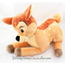 Bambi DISNEY STORE recubierto doe con patas dobladas