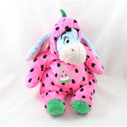 Donkey Bourriquet DISNEY NICOTOY disguised as a pasteque 30 cm