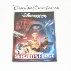 Star Wars DISNEYLAND PARIS Magnet Temporada 9 cm