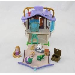 Conjunto de juegos mini-fumador rapunzel DISNEY STORE Animadors pequeño bolsillo polly