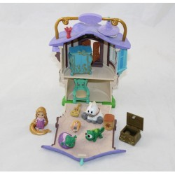 Game set mini-smoking Rapunzel DISNEY STORE Animators' little polly pocket