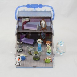 Miniature game set The Snow Queen DISNEY STORE Animators' little polly pocket