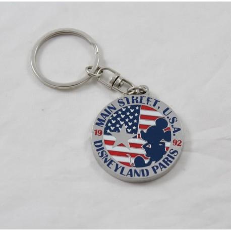 Key door Mickey DISNEYLAND PARIS Main Street USA tin tin