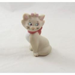 Figurine pouet Marie chat DISNEY STORE Les Aristochats pouet pouet pvc 9 cm