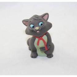 Figura pouet Berlioz gatto DISNEY STORE Le Aristochats pouet pouet pvc 9 cm