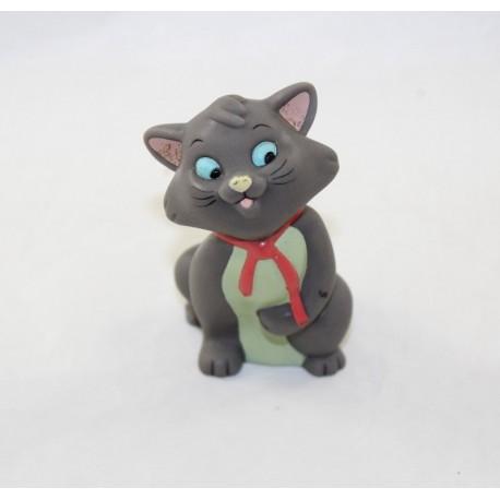 Figure pouet Berlioz cat DISNEY STORE The Aristochats pouet pouet pvc 9 cm
