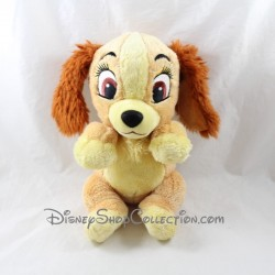 Baby Baby Lady DISNEY Beauty and the Dog Tramp Babies 29 cm