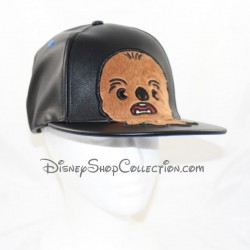 Chewbacca DISNEY STORE Star Wars gorra negra Chewie