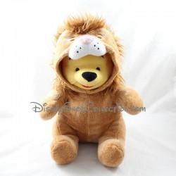 Winnie cachorro portador PTS SRL Disney disfrazado de león 30 cm