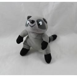 Small plush Meeko DISNEY Nestlé Pocahontas vintage raccoon 12 cm