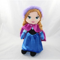 Anna DISNEY NICOTOY Snow Queen Frozen 32 cm plush doll