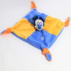 Tigger flat comforter DISNEY BABY orange beige square 4 knots 20 cm