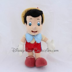 Pinocchio DISNEYLAND PARIS little boy wooden puppet Disney 35 cm