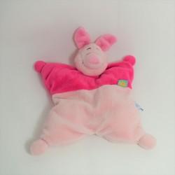 Don semi flat elephant Lumpy DISNEY Winnie the Pooh mauve pink padded