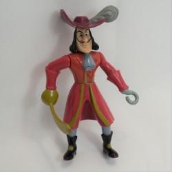 Figura Tic Tac cocodrilo DISNEY Mcdonald's Peter Pan figura ha vuelto a montar 17 cm