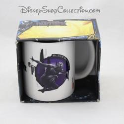 Mug Black Panther MARVEL Avengers white ceramic cup 10 cm