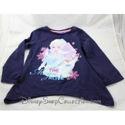 Tee shirt Elsa DISNEY La Reine des Neiges