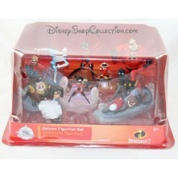 Ensemble figurine de luxe DISNEY Les indestructibles 2 Playset 10 figurines
