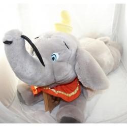 Grande peluche XXL éléphant Dumbo DISNEY éléphant volant 75 cm