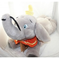 Large plush XXL elephant Dumbo DISNEY elephant flying 75 cm